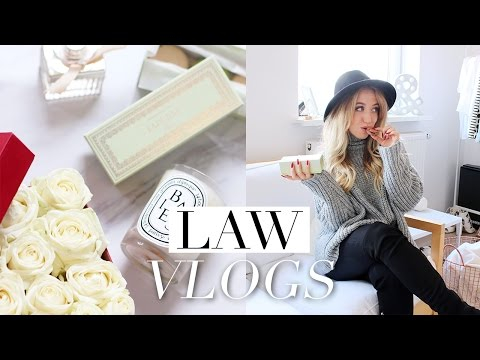 LAW SCHOOL VLOG #21 | My Birthday & Switching Law Field Specialty?!