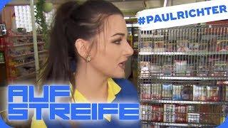 Pfand unterschlagen! Einsatz im Supermarkt! | #PaulRichterTag | Auf Streife | SAT.1 TV