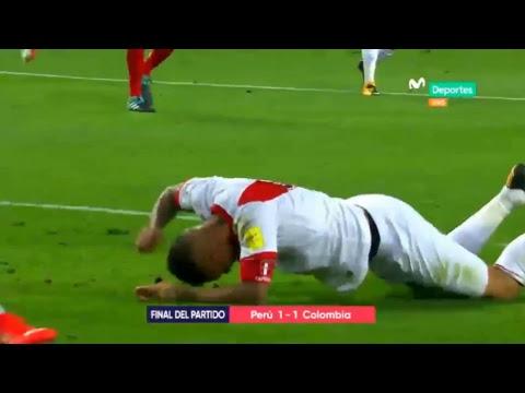 Colombia VS Peru Mundial 2018