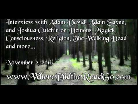 Rountable on Demons, Magick, Consciousness, and much more - November 2, 2016