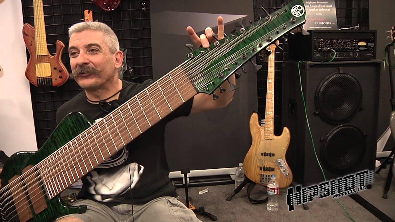 Christopher Cardones WTF24 Godzilla Bass