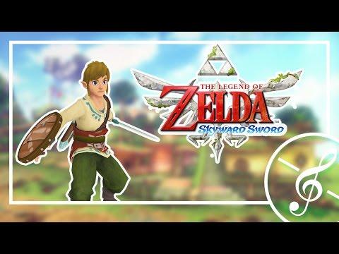 Zelda: Skyward Sword - Skyloft Theme: Orchestrated Cover