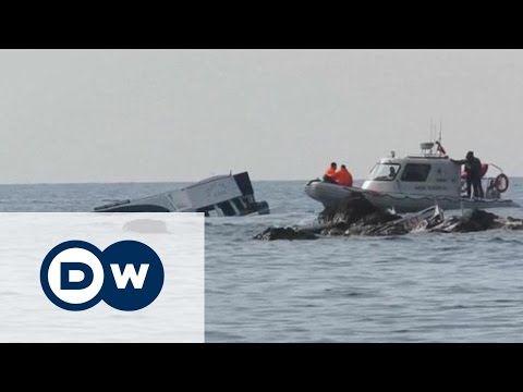 НАТО перекроет морской путь беженцам