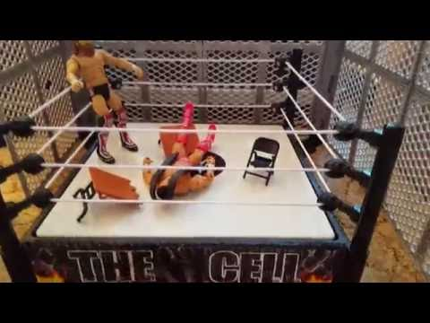 WWE Hell In A Cell Toys R Us Exclusive Review
