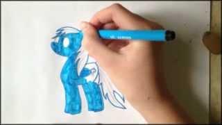 Как нарисовать пони Рэйнбоу Дэш(Привет меня зовут Соня)))) Это видео про то как нарисовать Рэйнбоу Дэш. Спасибо за просмотр! Оставьте коммент..., 2014-07-02T17:34:38.000Z)