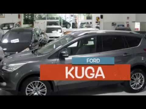ford kuga 4x4 automatica 2 0 tdci 140cv titanium youtube. Black Bedroom Furniture Sets. Home Design Ideas