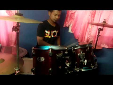 aduh-aduh sayang drum cover by MuiyN