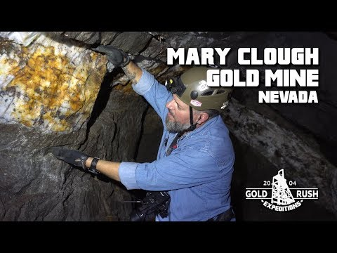 Mary Clough Gold Mining Claim - Nevada - 2017