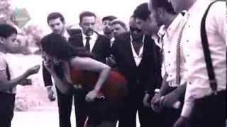 How Haifa Wehbe is Imitating Monica Bellucci? هيفا وهبي تقلد مونيكا بلوتشي في  فيلم حلاوة روح