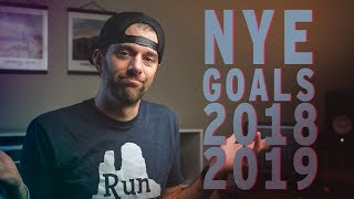 Big Goals - New Year's Eve 2018-2019