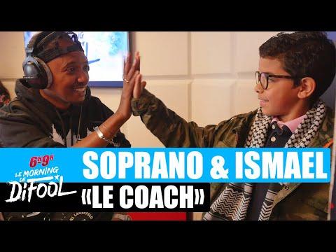 Youtube: Soprano & Ismaël«Le Coach» en live #MorningDeDifool
