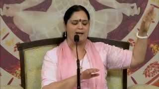 Kanha Aayo Re | Krishna Bhajan by Anandmurti Gurumaa