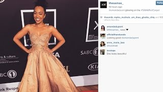 Boity made our worst dressed list! We take you through the best & worst dressed from SAMAs 2015