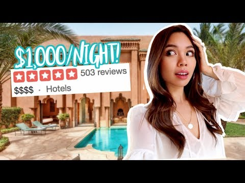 Going To The BEST Reviewed Hotel In a DIFFERENT Country! ($1,000/night minimum!)
