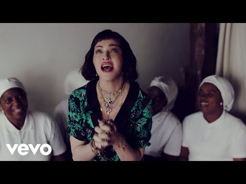 Madonna delves into African history and sisterhood in haunting music video for Batuka