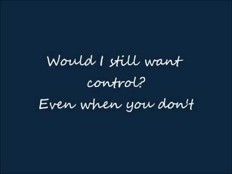 Control - The Vincent Black Shadow with lyrics