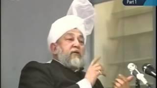 Question and Answer Session (26 Nov 1994, p1) with Hadhrat Mirza Tahir Ahmad ~ Islam Ahmadiyya