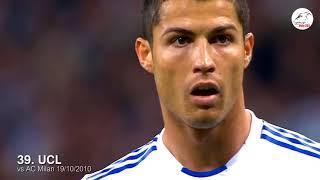 Cùng Xem Lại 450 Bàn Thắng Của Cristiano Ronaldo Ghi Cho Real Madrid