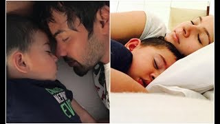 Shabir Ahluwalia shares an adorable picture with wifey Kanchi Kaul and Kids, Pics, Photos, Video