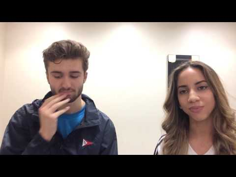 Andrew and Yohanna My Path Interview Video