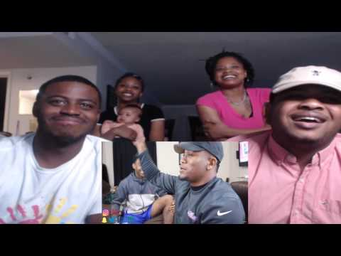Zias! and B Lou Freestyle Pt 1 REACTION
