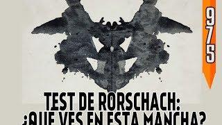TEST DE RORSCHACH QUE DICE DE TI | 975 Datos Curiosos What the fact