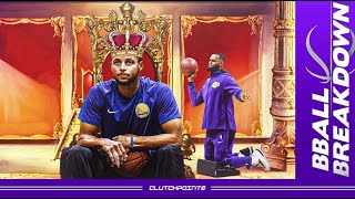 Warriors Shock Lakers As Steph Outlasts LeBron | FULL GAME HIGHLIGHTS
