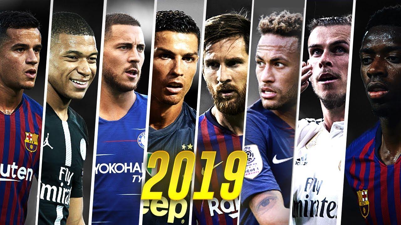 Best Futbol Players 2019 Best Football Skills Mix 2019 ○ Messi • Neymar • Ronaldo • Mbappé