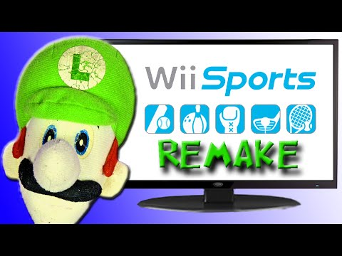 Wii Sports - Luigi Time!!! Special Edition