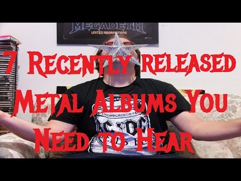 7 Recent Metal Albums You Should Check Out (11.9.16 Edition)