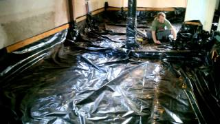 Building an indoor swimming pool :-)