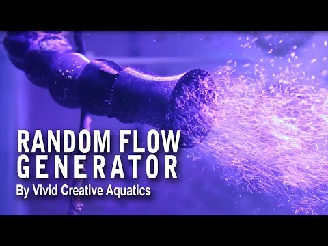 RANDOM FLOW GENERATOR By Vivid Creative Aquatics!