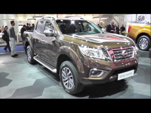 Nissan Np300 Navara 2016 In Detail Review Walkaround Interior