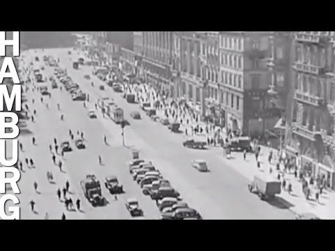 Hamburg 1946/47: Wiederaufbau