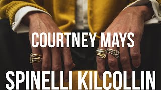 Courtney Mays Menswear feature for Spinelli Kilcollin by DTLA Culture.