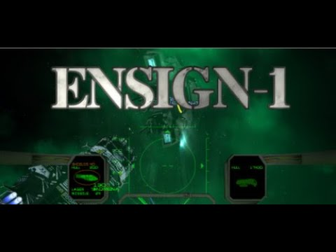 Ensign 1 - Space Dogfight Indie Game [HD Gameplay]  