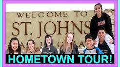 HOMETOWN TOUR! | St. Johns, Arizona