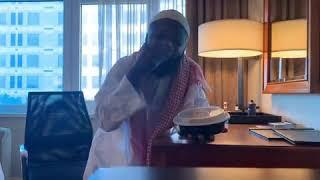 Alhaji Musa Salah day With Dogo (Nedu Wazobia Fm)