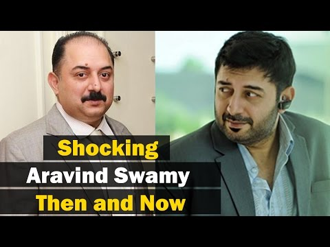 Shocking Aravind Swamy Then and Now - Gulte