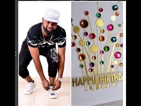 fathia balogun, Friends & Family Celebrates Popular Actor Akin Olaiya Birthday In Style