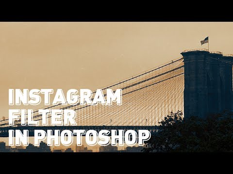 Add instagram style filters to images in photoshop youtube add instagram style filters to images in photoshop ccuart Image collections