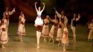3/12 Giselle with Obraztsova Sarafanov Mariinsky March 2009