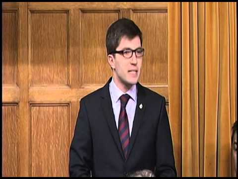 Garnett Genuis questions Min. of Global Affairs about the Office of Religious Freedom