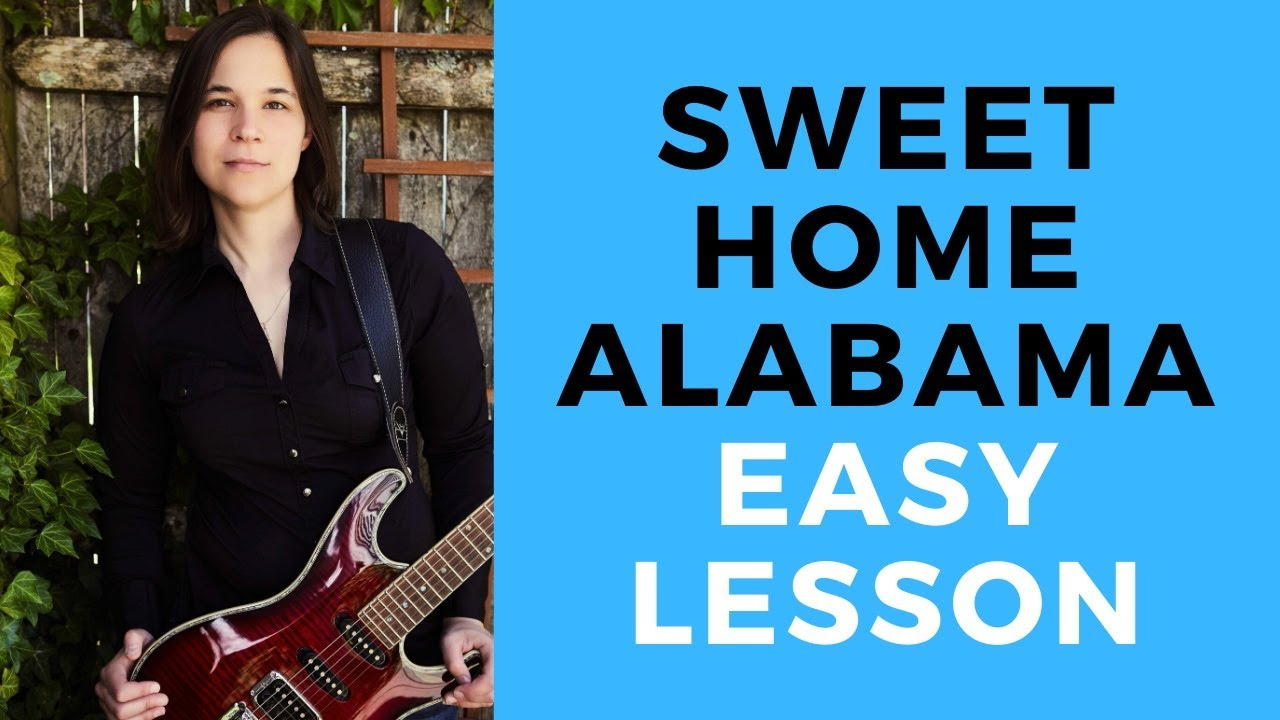 Oct 15, 2018· hi guys! Lynyrd Skynyrd Sweet Home Alabama Acoustic Guitar Lesson Youtube
