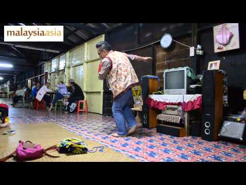 Kelabit Traditional Dance Bario