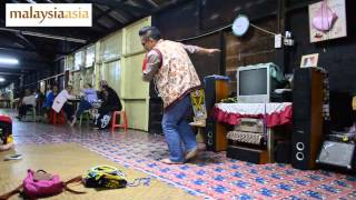 Kelabit Traditional Dance Bario