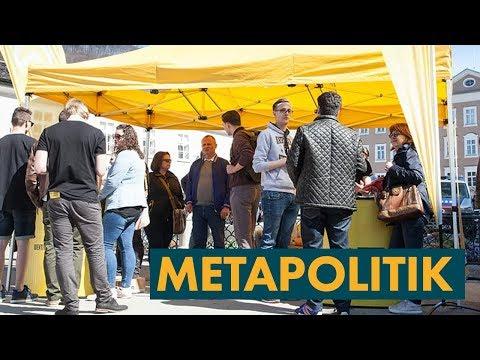 Wie können wir unsere Politik verändern? - Was ist Metapolitik