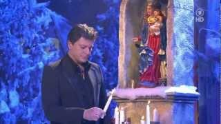 Patrizio Buanne in Germany 2012 - Niemals geht man so ganz - Das Adventsfest der 100.000 Lichter