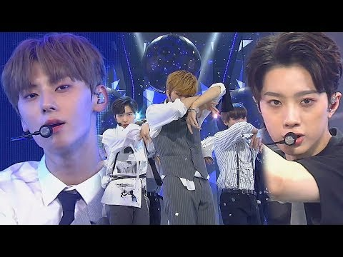 """POWERFUL"" Wanna One - Light (Light) @ Lagu Populer Inkigayo 20180617"