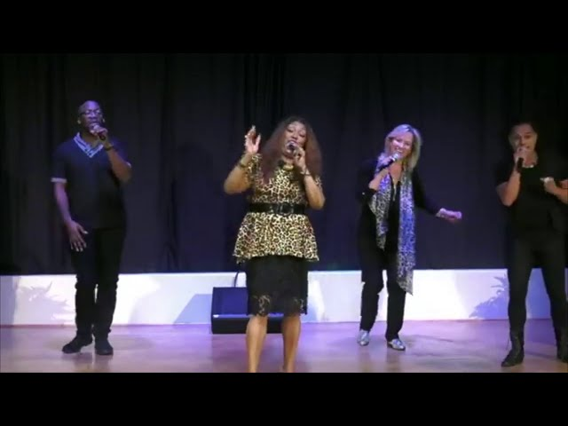 Something's Got a Hold On Me performed by Wanda Nero Butler and the First Unity Voices